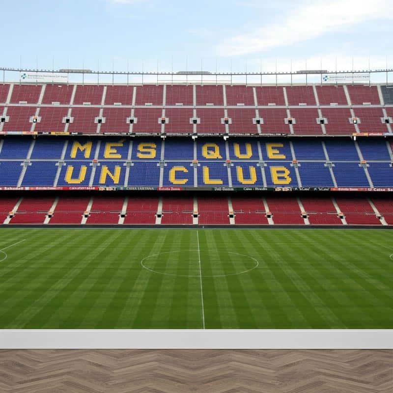 Fotobehang Barcelona stadion