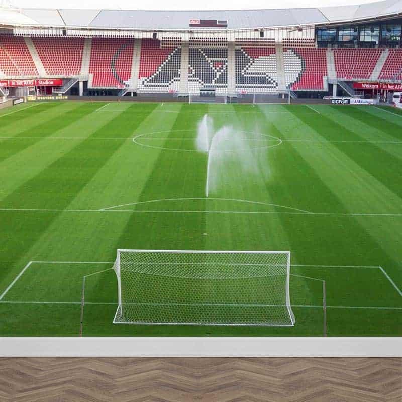 Fotobehang az stadion