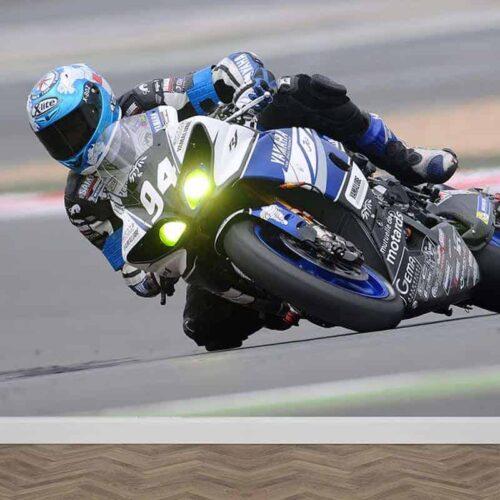 Fotobehang Moto GP