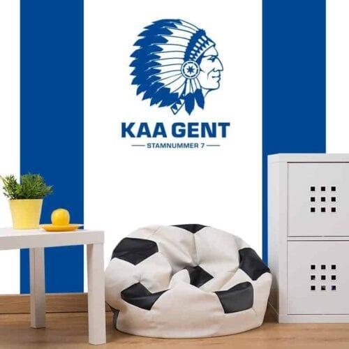 Fotobehang KAA Gent 1