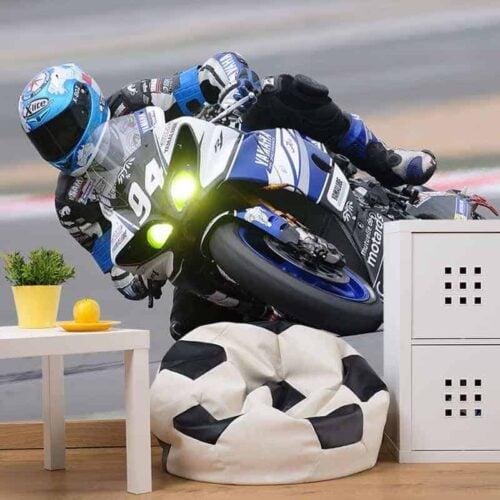Fotobehang Moto GP 1