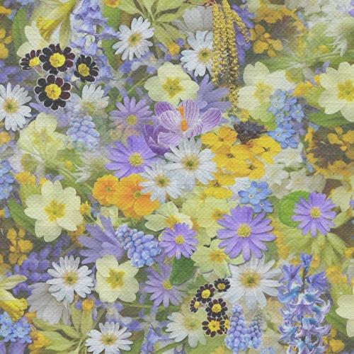Tafelkleed Veldbloemen