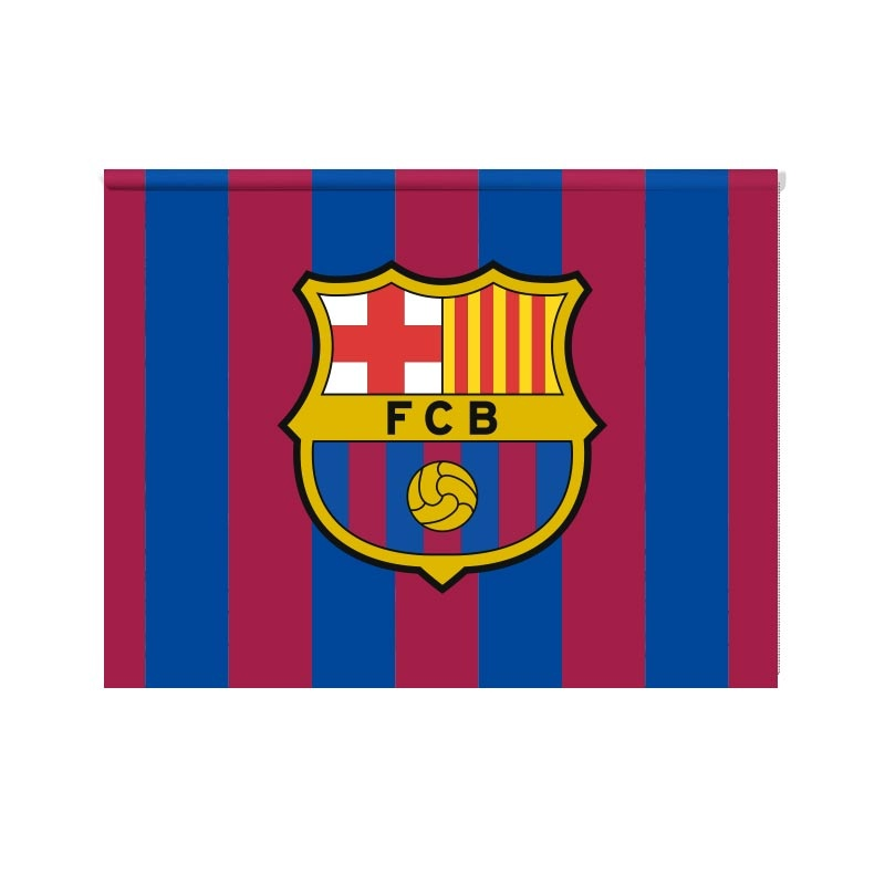 Rolgordijn FC Barcelona
