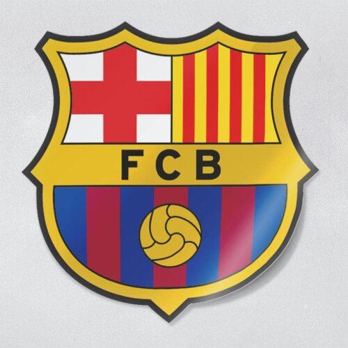 sticker FC Barcelona 2