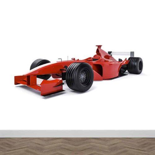 Fotobehang Raceauto