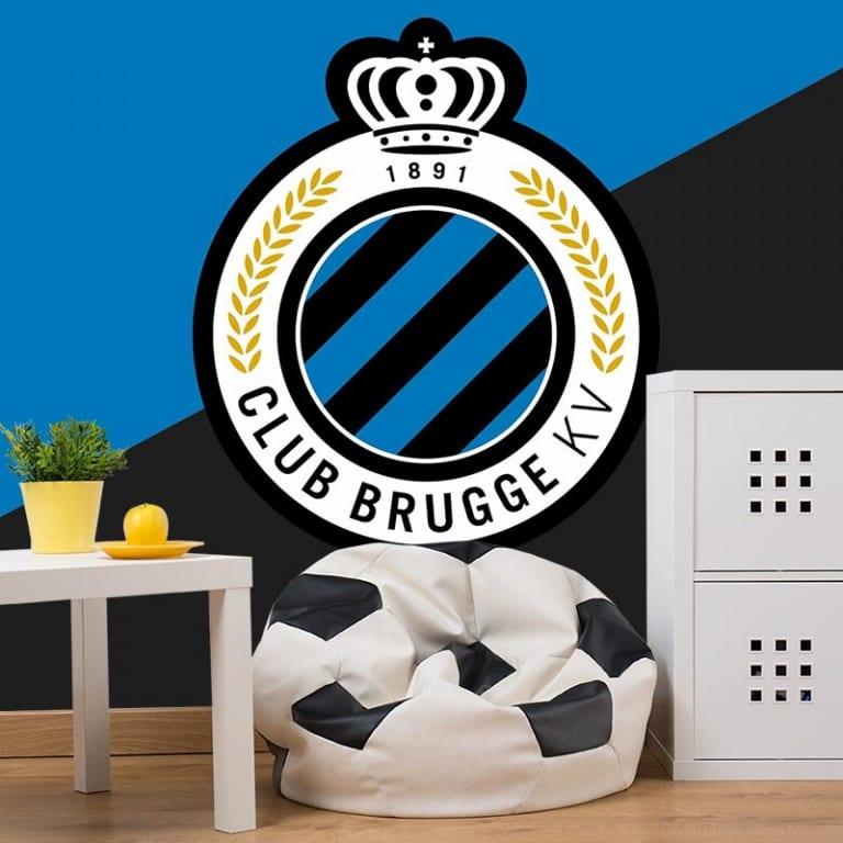 Fotobehang Club Brugge 1