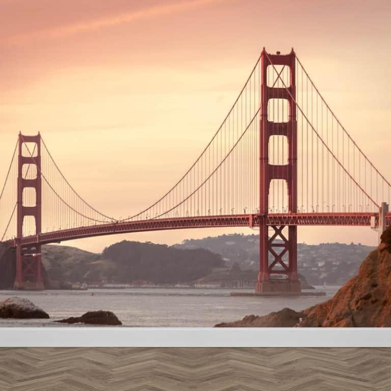 Fotobehang Golden gate bridge