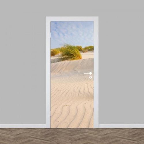Deursticker Hollandse duinen