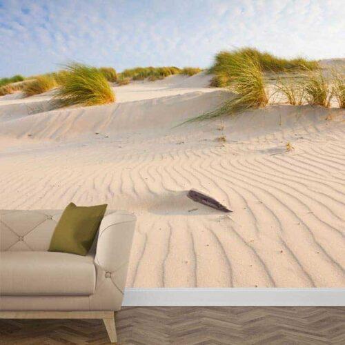 Fotobehang Hollandse duinen 2