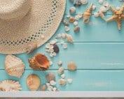 Fotobehang summer vibes