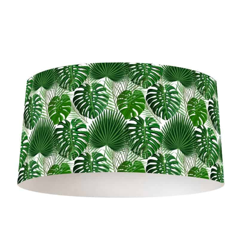 Lampenkap Palmbladeren patroon 2