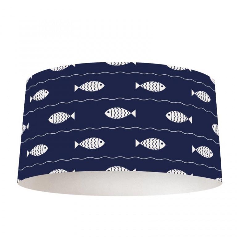 Lampenkap vissen polonaise patroon