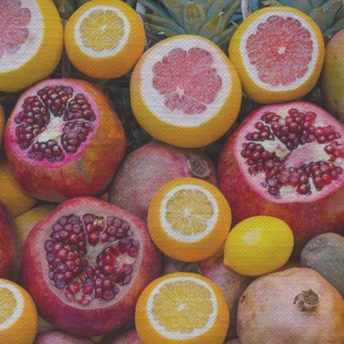 Tafelkleed Kleurrijk fruit
