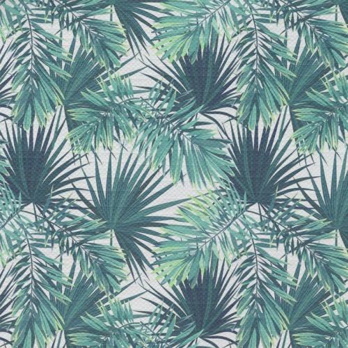 Tafelkleed Tropische bladeren patroon 2