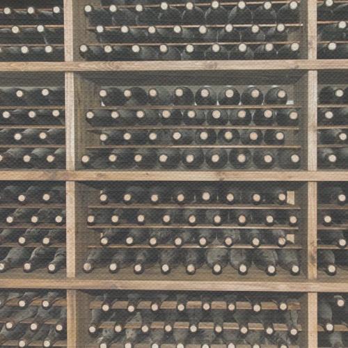 Tafelkleed Wijnflessen