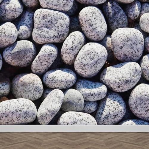 Fotobehang stenen muur patroon 3