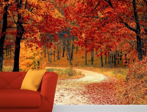 3x altijd herfst in huis