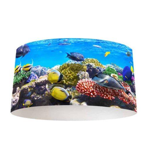 Lampenkap Aquarium