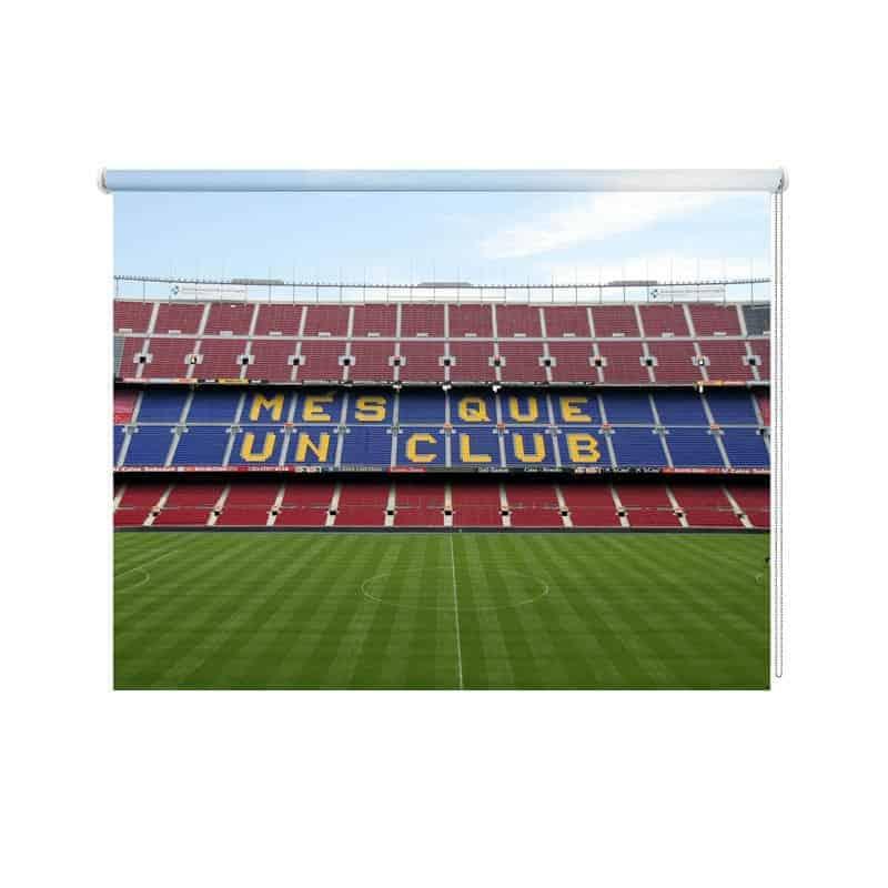 Rolgordijn Barcelona stadion