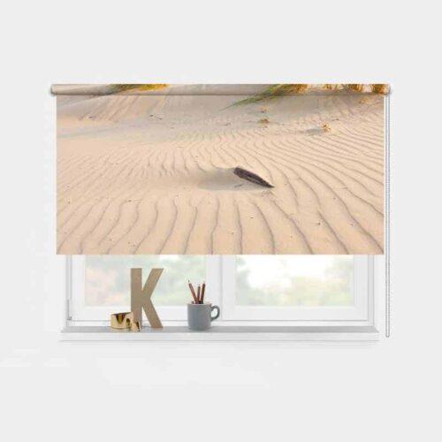 Rolgordijn Hollandse duinen 1