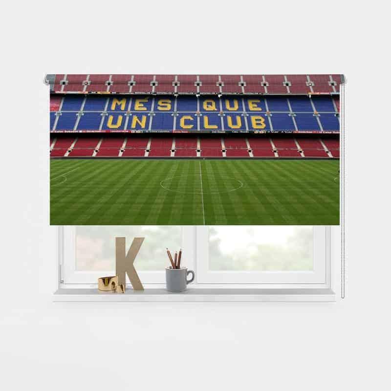Rolgordijn Barcelona stadion 1