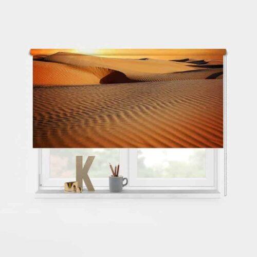 Rolgrodijn In de woestijn 1