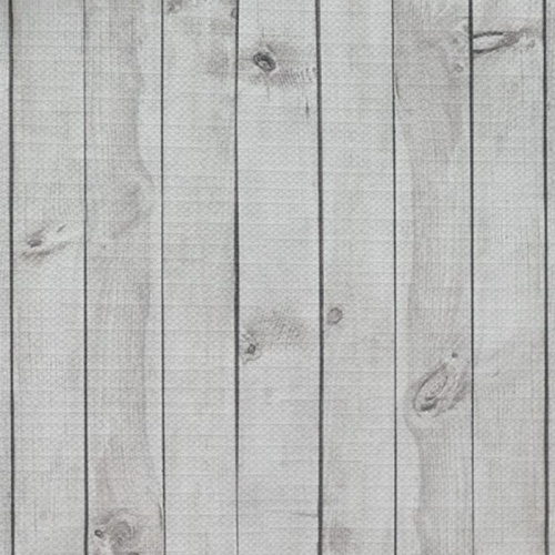 Tafelkleed steigerhout lichtgrijs