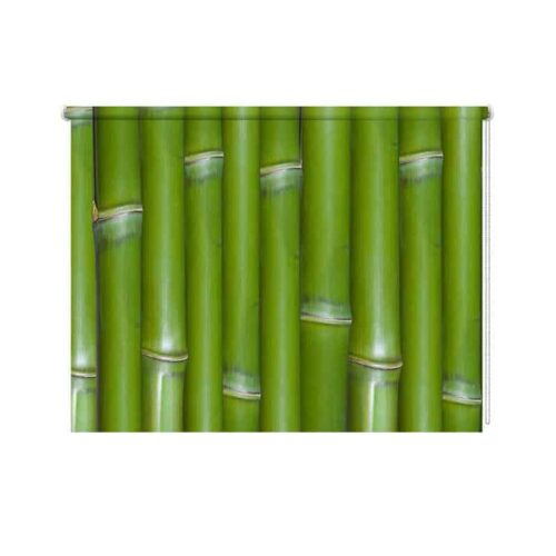 Rolgordijn Bamboe