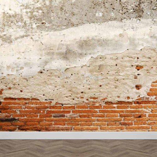 Fotobehang baksteen patroon 5Fotobehang baksteen patroon 5