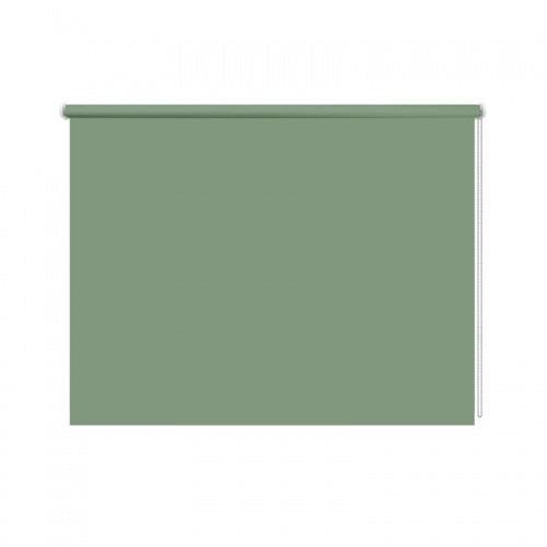 Rolgordijn olijf groen