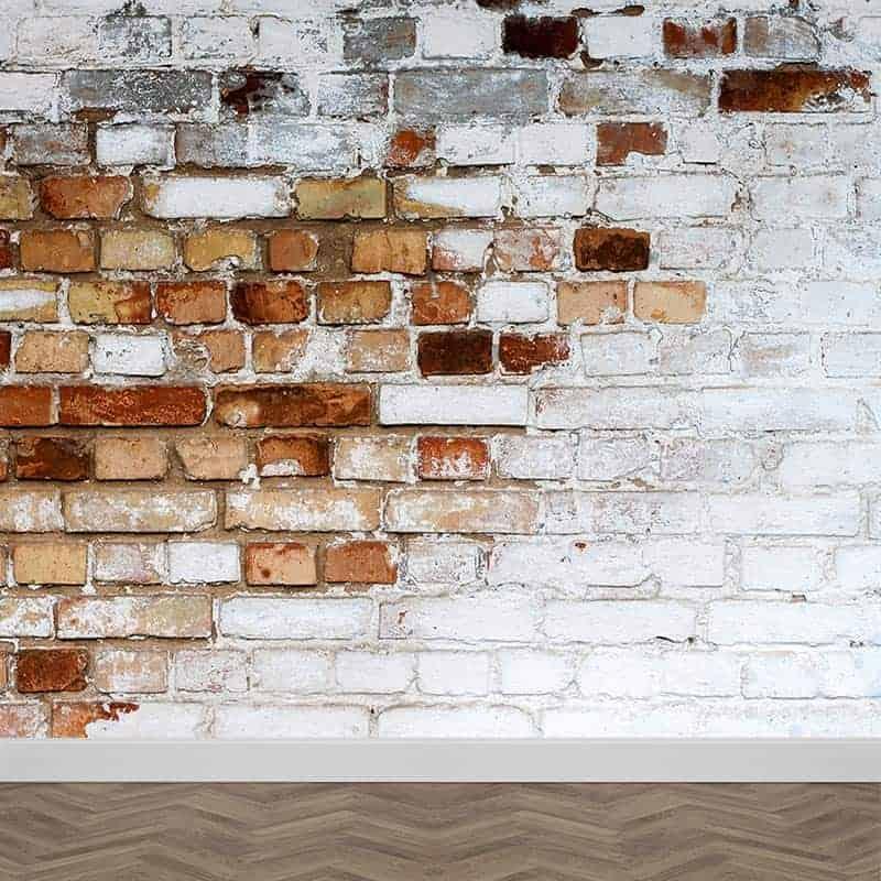 Foto Op De Muur.Fotobehang Bakstenen Muur Patroon Gratis Op Maat Gemaakt Youpri Nl
