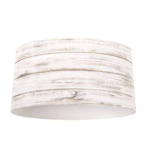 Lampenkap hout patroon 6