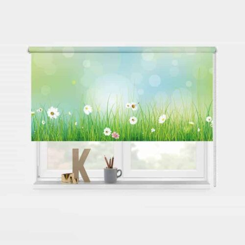 Rolgordijn springtime
