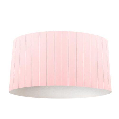 Lampenkap roze planken