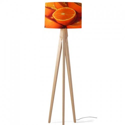 Lampenkap Sinaasappels