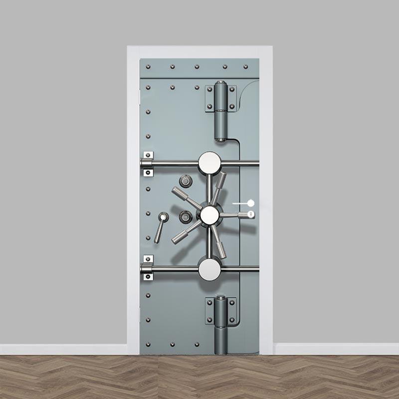 deursticker Kluis