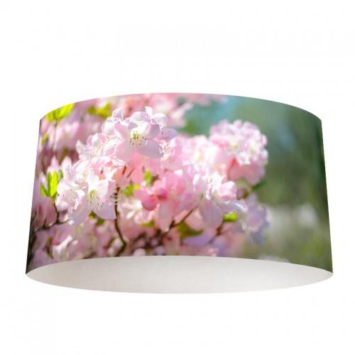 Lampenkap Prunus bloesems