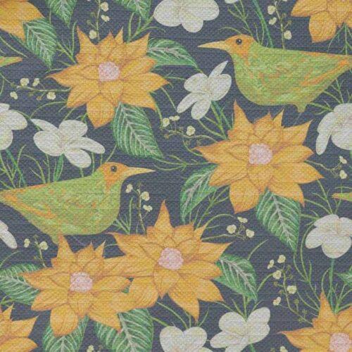 Tafelkleed Tropische vogels