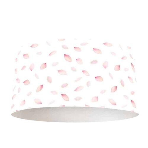 Lampenkap Vallende roze blaadjes