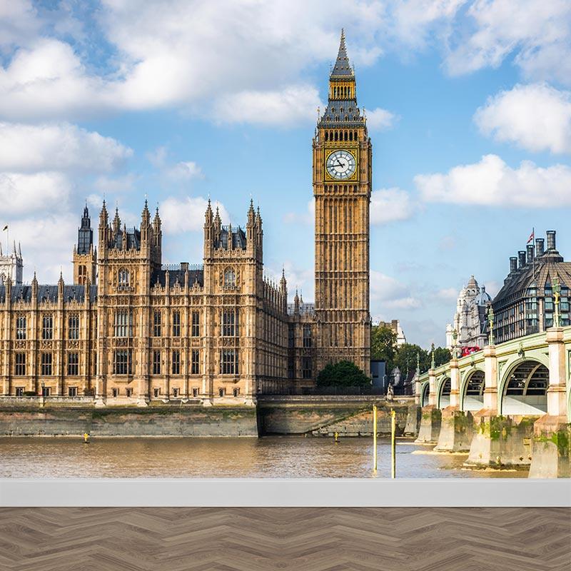 Fotobehang London city