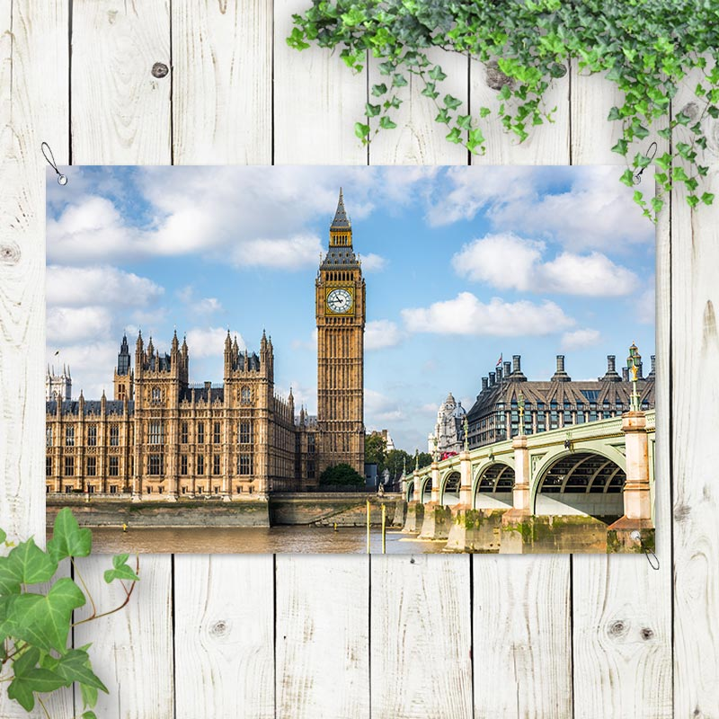 Tuinposter London city