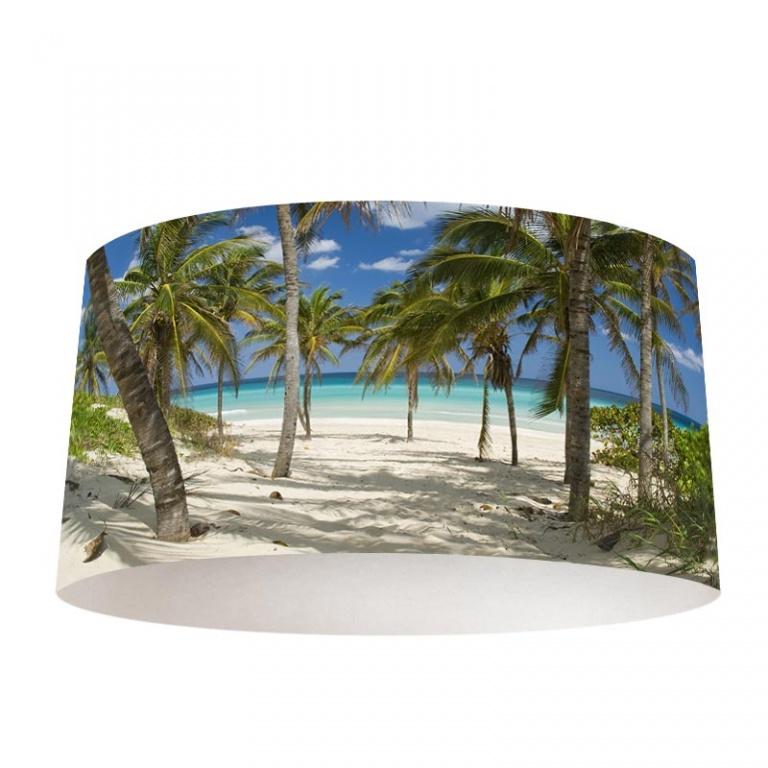 Lampenkap Tropisch strand