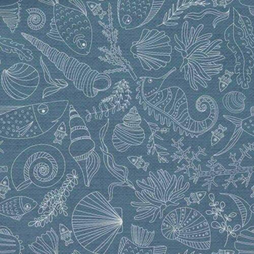 Tafelkleed Onderwater wereld patroon 2