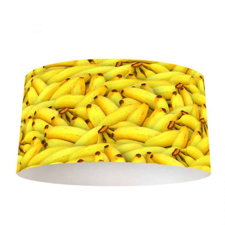 Lampenkap Bananen