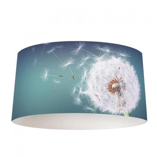 Lampenkap Dandelion in de wind
