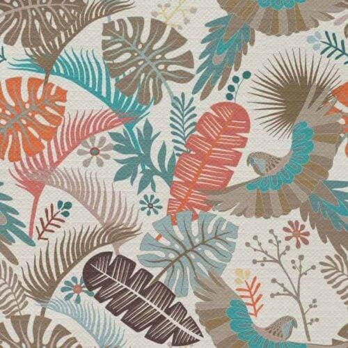 Tafelkleed Tropisch patroon 2