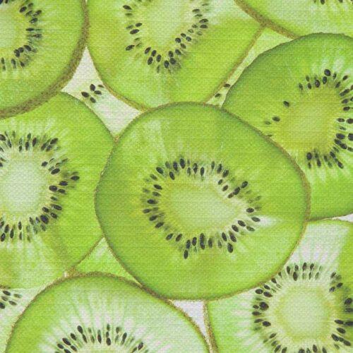 Tafelkleed Kiwi schijfjes