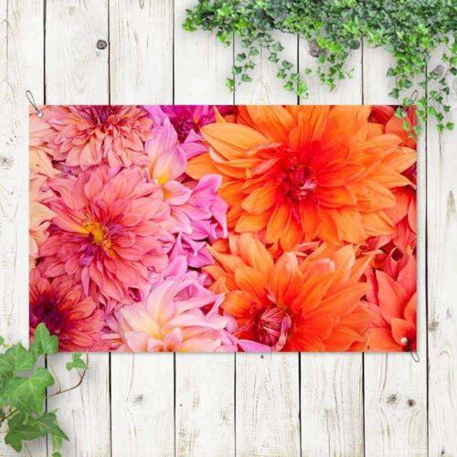 tuinposter bloemen 3