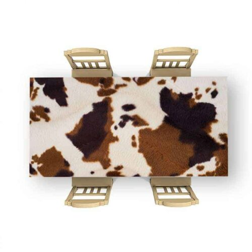 Tafelsticker bonte koeienhuid