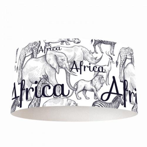 Lampenkap Wild Africa